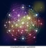mystical-geometry-symbol-on-space-clipart-vector_csp46460556